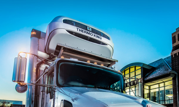 Diesel-Powered Truck Units - Thermo King Central California